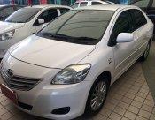 2011 TOYOTA VIOS 1.5 E LTD สีขาว ไม่แก๊ส ชายถูก พร้อมใช้งาน