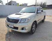 (ญษ 6038) TOYOTA HILUX VIGO DOUBLE CAB 2.5 E เกียร์ธรรมดา ปี 2011
