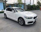 BMW 118i Sport F20 สีขาว ปี 2016