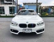 BMW 118i Sport F20 สีขาว ปี 16