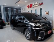 TOYOTA VELLFIRE [ 2.5 ] Z G-EDITION AT ปี 2017