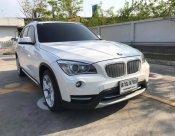 รถบ้านมือเดียว BMW X1 2.0 S Drive 20D AT ปี 2014 สีขาว