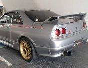 2010 Nissan Skyline GTS coupe