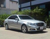 ขาย Benz E250 CGI 1.8 Avantgarde W212 ปี 2010 รถสภาพใหม่มาก