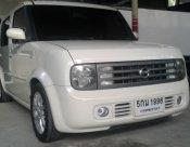 ขายรถ NISSAN Cube 3 2011 รถสวยราคาดี