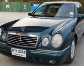 1997 Mercedes-Benz E230 Elegance sedan