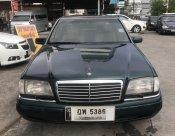 1998 Mercedes-Benz C220 Elegance sedan