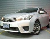 Toyota Corolla Altis 1.6 ALTIS ปี 2014