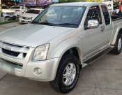 2008 Isuzu D-Max Space cab pickup