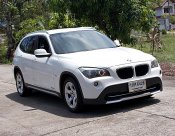 BMW X1 2.0 sDrive18i ปี12 สีขาว เครื่องเบนชิน รถศุนย์มือเดียวสวยขับดีไม่มีอุบัติเหตุเครื่องช่วงล่างแน่นออฟชั่นครบพร้อมใช้งาน