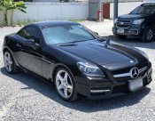 2015 Mercedes-Benz SLK200 AMG Sports coupe