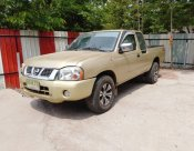 Nissan Frontier Cab 2.7 TL pickup รถปี 49