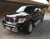 2013 NISSAN NAVARA 2.5 SE สีดำ เกียร์ธรรมดา ไมล์น้อยแท้ รถสวยจัด