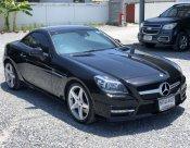 2015 Mercedes-Benz SLK200 Kompressor AMG convertible