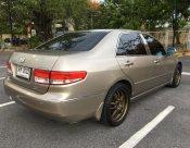 2005 Honda ACCORD V6 sedan