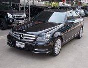 Benz C200 1.8 CGI W204 ปี 2012