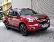 Chevrolet Colorado 4DR 2.8 Ltz 4WD high country ปี16 สีแดง รถบ้านมือเดียวสภาพสวยขับดีออฟชั่นครบเครื่องช่วงล่างแน่นเล่มพร้อมโอน