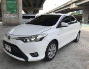 Toyota Vios 1.5E IVORY ปี 2017