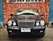 2002 Mercedes-Benz E200 Kompressor Elegance sedan