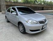 Toyota Vios 1.5E IVORY ปี2006