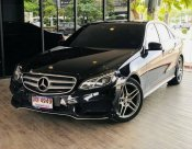 Benz E300 Bluetech Hybrid AMG Package ปี 2014