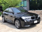 BMW X4 ดีเซล MSPORT 2016