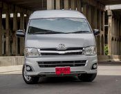 Toyota COMMUTER 3.0 D4D ดีเซล ปี 2014 ประวัติดีจัดได้เต็ม สภาพสวยมากๆ