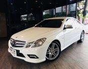 2011 Mercedes-Benz E250 AMG  coupe ขายถูก!!