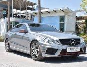 2011 Mercedes-Benz E250 AMG  ขายถูก!!