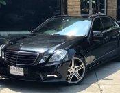 Benz E250 SALOON AMG ปี2011 ขายถูก!!