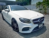 2018 Mercedes-Benz E300 AMG  Dynamic coupe ขายถูก!!