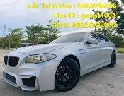 ฟรีดาวน์ BMW 520d F10 LCI TWINTURBO แต่ง M SPORT AT ปี 2015 (รหัส #BSOOO2000)