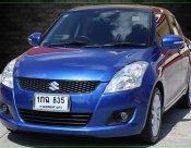 Suzuki Swift 1.25 GLX เบนซิน ปี 2013