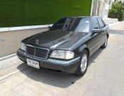 1997 Mercedes-Benz C220 Elegance sedan