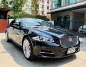 Jaguar XJ Portfolio 2013 รถเก๋ง 4 ประตู
