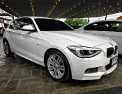 BMW 116i M-Sport ปี 2016 เบนซิน ขายถูก!!