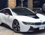 BMW I8 pure impuse ปี2015 ขายถูก!!