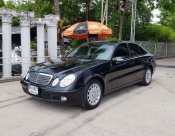MERCEDES-BENZ E220 CDI CLASSIC (W211) Yr2006