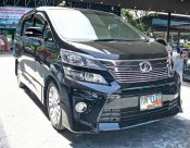 Toyota Vellfire 2.4V ปี 2014 ขายถูก!!