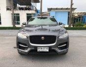 Jaguar F-Pace สีเทา ปี 17 ขายถูก!!