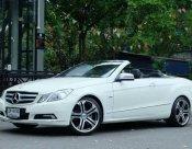Mercedes-Benz E250 ปี2012