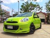Nissan MARCH 1.2 E  ปี 2012