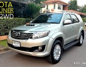 TOYOTA FORTUNER 3.0V 2WD / AT / ปี 2013