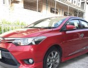Toyota vios 1.5 S / AT 2014 Sedan