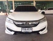 2016 Honda ACCORD EL NAVI sedan