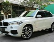 BMW X5 xdrive 30d M sport  F15 (เครื่องดีเซล) ปี 2015