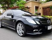 Mercedes-Benz E250 AMG Package ปี 2012