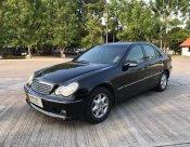 2002 Mercedes-Benz C180 Elegance sedan