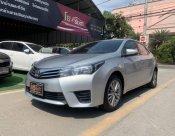 2015 Toyota Altis 1.6 G mile 60,000 ฟรีดาวน์