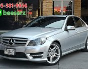 Mercedes-Benz C250 CGI AMG 2013